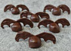 Bat Truffles - (c) 2014 Elizabeth LaBau