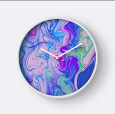 raphaelladesign is an independent artist creating amazing designs for great products such as t-shirts, stickers, posters, and phone cases. My Design, House Design, Clocks, Create, Artist, Home Decor, Decoration Home, Room Decor