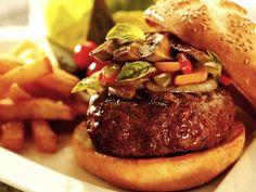 Le burger  : du food truck à la gastronomie