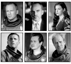 Still of Steve Buscemi, Liv Tyler, Bruce Willis, Ben Affleck, Billy Bob Thornton and Will Patton in Armageddon