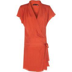 Balenciaga Wrap Dress