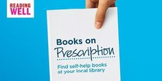 Reading Well – Books on Prescription Supported by Torbay Libraries.  Find out more via our website...