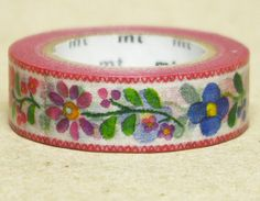 Japanese MT Washi Tape Sample Spool 1 meter by ZakkakkaZ on Etsy