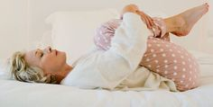 6 Simple Sciatica Stretches You Can Do In Bed - Prevention Magazine -These stretches will help alleviate some of the causes of sciatic nerve pain.
