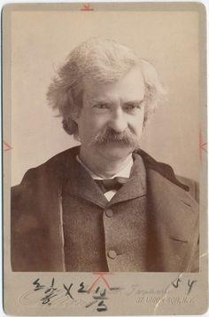 Mark Twain in Middle Life. Image ID: 100708.    http://digitalgallery.nypl.org/nypldigital/id?100708