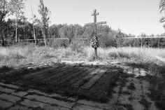 Original Romanov burial site, near Ekaterinburg