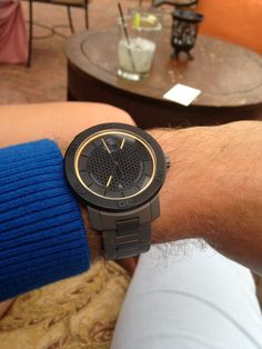 My new watch by Movado