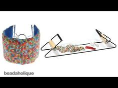 Bead Looming 101: Beading and Jewelry Making on a Bead Loom | Beadaholique