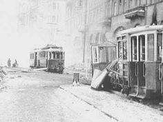 """Geschichte des öffentlichen Stadtverkehrs in Wien - """"Vom Sesseltrager zur U-Bahn""""   Wiener Tramwaymuseum (WTM) Old Steam Train, U Bahn, Museum, Porsche Design, Vienna, Ww2, Trains, Berlin, History"""