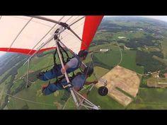 Kyle Bork's Hang Gliding Flight