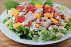 Club Pasta Salad Recipe {the Blog Chef}