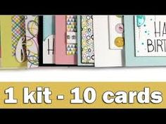 Image result for elizabeth john september card kit