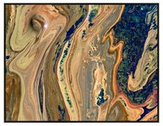 Paul Juno, Cadere a Terre Canvas