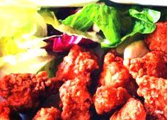 Chicharrones de camarón Seafood Dishes, Fish And Seafood, Chicharrones, Fried Chicken, Mexican Food Recipes, Cauliflower, Fries, Favorite Recipes, Meat