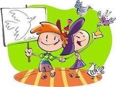 Cuento infantil: Día de la Paz