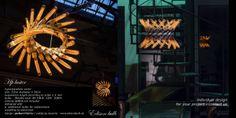 pulsarchitektur - hp luster  Edisonbulb.at Vintage Lighting, Luster, Chandelier, Bulb, Ceiling Lights, Decor, Candelabra, Decoration, Chandeliers