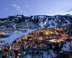 Snowmass, Colorado my favorite place to ski!