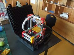 3ders.org - Foldable Foldarap 3d printer launches a crowdfunding campaign on Ulule | 3D Printer news