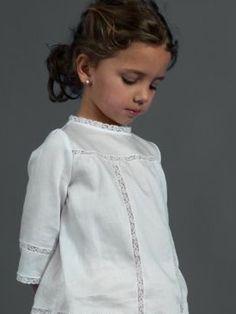 Blusón blanco