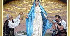 Oh bienaventurada Nuestra Señora de Trabajo,  adorada Virgen María, mi Reina y dulce consejera,  Tú que eres nuestra amadísima madre...