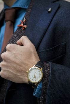 OROLOGIO GRAND ARCHIVE 1940 by @philipwatch
