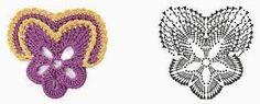 Resultado de imagem para acessorios em croche para mãos