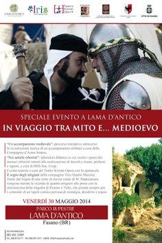 """MedioEvo Weblog: """"In viaggio tra mito e .. Medioevo"""""""