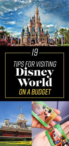 19 Genius Ways To Have A Perfect Disney World Vacation On A Budget - Paris Disneyland Pictures Disney World Resorts, Viaje A Disney World, World Disney, Disney Vacations, Disney Parks, Disney Worlds, Disney Bound, Family Vacations, Vegan Disney World