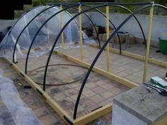 Tener nuestro propio invernadero casero en nuestro huerto o jardín nos va a permitir poder cultivar nuestras plantas durante la mayor parte ...