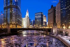 Chicago River *Explored 3/7