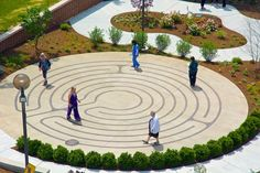 Lost in a spin: readers' photos of labyrinths and mazes - in pictures   Art and design   The Guardian