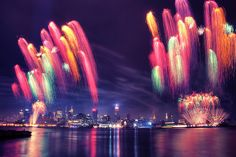 New York City on Independence Day [EXPLORE] by Moniza*, via Flickr