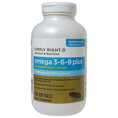 5 Công Dụng Của Omega 3 6 9 Đối Với Sức Khỏe Và Đời Sống Con Người Omega 3 6, Coconut Oil, Nutrition