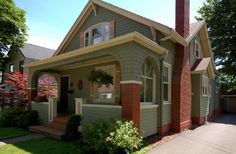 231 Best Craftsman Style Bungalows Images In 2015