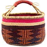 Ghana Bolga shopping basket