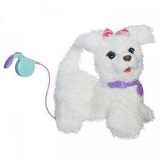 Fur Real Friends Get Up and GoGo My Walkin Pup Pet Plush #ChosenByKids