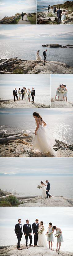victoria oceanfront wedding