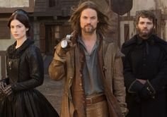 New tv series 'salem' on wgn. Loving the show & Shane West (in middle).