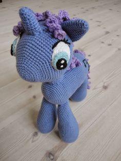 Hæklet pony