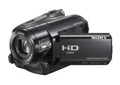 Sony HDR-HC9 6MP MiniDV High Definition Handycam Camcorder 10x Optical Zoom