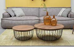 Brix salontafel bijzettafel sidetable coffeetable tv-meubel tv meubel tv kast homeishome kaiserdekoning brix salontafel eva