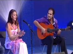 Niña Pastori Cariño Mío (bulerías 2014) - YouTube  - with Diego del Morao, a superb flamenco guitarist. He has an album that I recommend to anyone interested in what younger flamenco artists are doing these days.