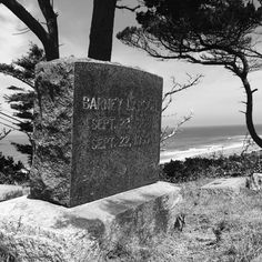Lincoln City Oregon Pioneer Cemetery