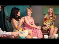 Funny Girls Rock! (Christina Applegate, Julie Bowen, Laura Dern,  Zooey Deschanel, Julia Louis-Dreyfus, Jane Lynch, Martha Plimpton)