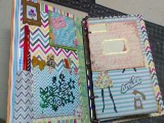 Office Supplies, Cricut, Notebook, Paper Crafts, Paper Envelopes, Projects, Exercise Book, The Notebook