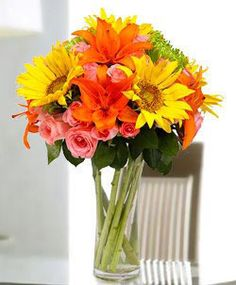 Sending flower to some is really appreciating.. Keep spreading smile and sharing love.. :)