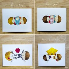 Celebrating Birth, Wedding or having new Home. Here are illustrations which will help you to have a beautiful memory for your Special Day.