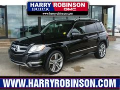 Used 2013 Mercedes-Benz GLK-Class GLK350 4dr All-wheel Drive 4MATIC in Fort Smith, AR Area - Harry Robinson Buick GMC #Mercedes  We drove this yesterday. Super cute..cute, cute