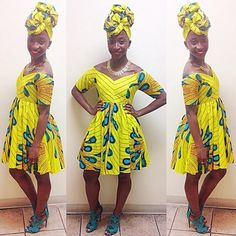 Ankara Styles... For More Latest  Styles Click Here >> http://www.dezangozone.com/