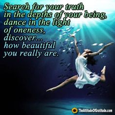 Search for your truth...
